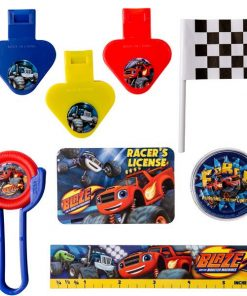 Blaze & The Monster Machines Party Favour Pack