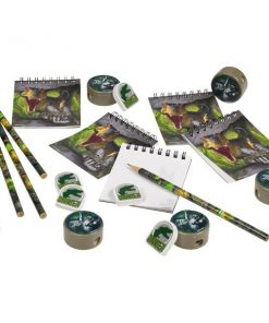 Dinosaur Attack Party Bag Fillers - Stationary Set