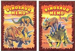 Dinosaur Themed Notepad