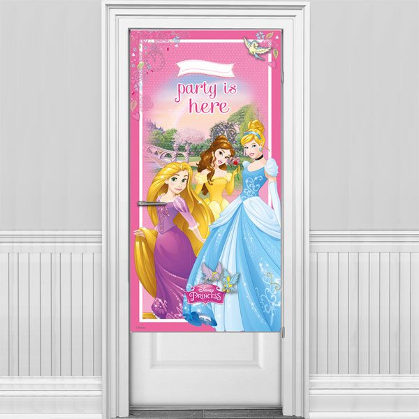 Disney Princess Door Banner Decoration