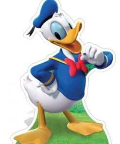 Donald Duck Cardboard Cutout