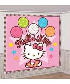 Hello Kitty Party Scene Setter