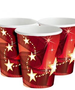 Hollywood Lights Party Paper Cups