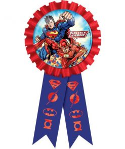Superheroes Justice League Award Ribbon