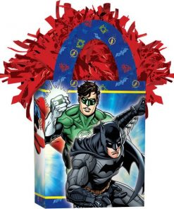 Superheroes Justice League Party Balloon Weight