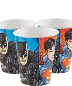 Justice League Party Paper Cups