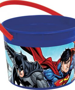 Superheroes Justice League Favour Bucket