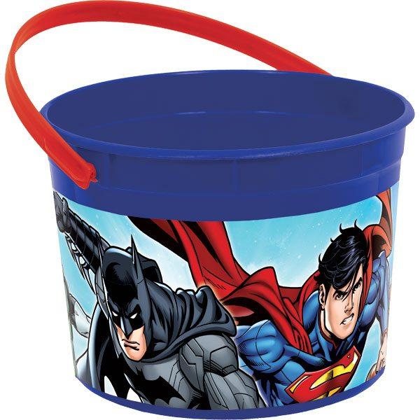 Superheroes Justice League Favour Bucket