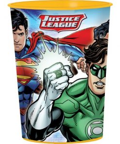 Superheroes Justice League Party Favour Cup