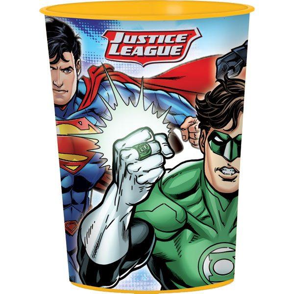 Superheroes Justice League Party Favour Cup