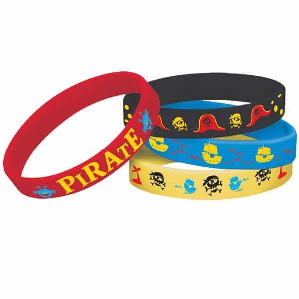 Little Pirate Party Bag Fillers - Bracelets
