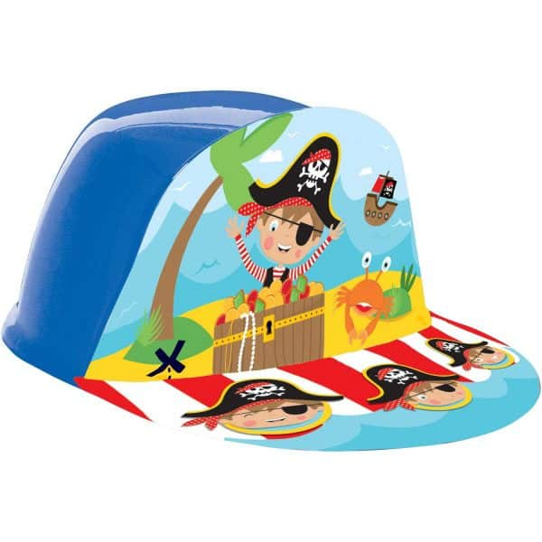 Little Pirate Party Bag Fillers - Hat