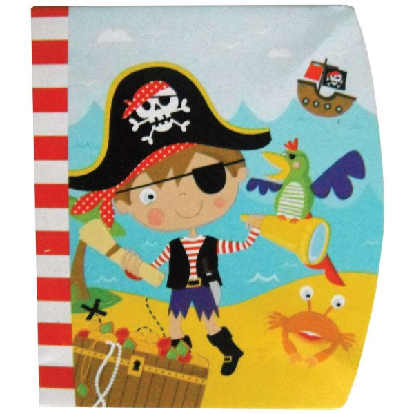 Little Pirate Party Bag Fillers - Notepad