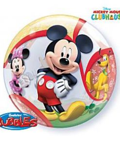 Mickey & Friends Party Bubble Balloon