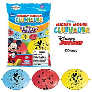 Mickey Mouse Quicklink Balloons