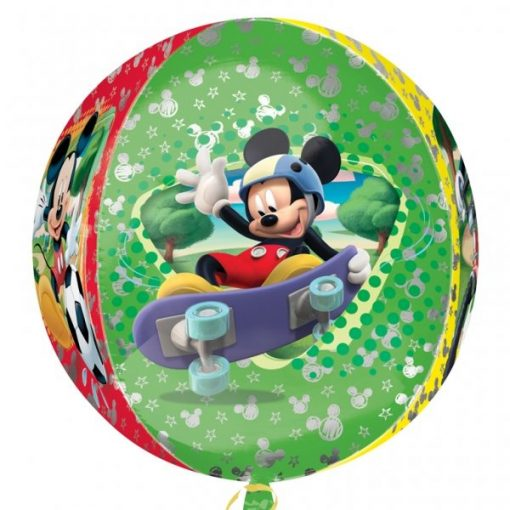 Mickey Mouse Long Lasting Orbz Balloon