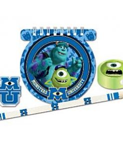 Monsters University Party Bag Fillers - Stationery Set