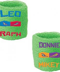 Ninja Turtles Party Bag Fillers - Sweat Bands
