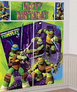 Ninja Turtles Party Scene Setter