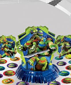 Ninja Turtles Party Table Decorating Kit