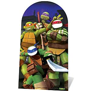 Ninja Turtle Party Stand In Photo Prop