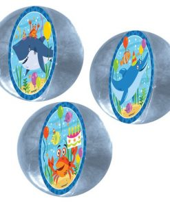 Ocean Buddies Party Bag Fillers - Bounce Balls