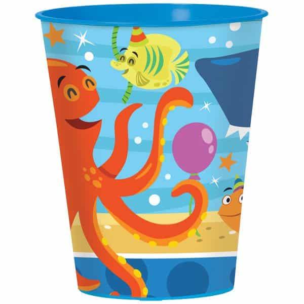 Ocean Buddies Party Favour Cup