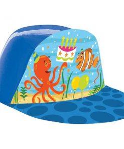 Ocean Buddies Party Bag Fillers - Hat