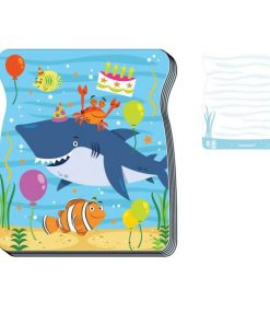Ocean Buddies Party Bag Fillers - Notepad