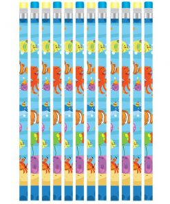 Ocean Buddies Party Bag Fillers - Pencils