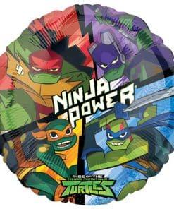 Rise of Teenage Mutant Ninja Turtles Balloons