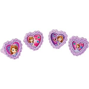 Sofia the First Party Bag Fillers - Rings