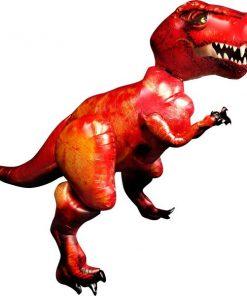 "Tyrannosaurus Rex AirWalker - 61"" Foil"