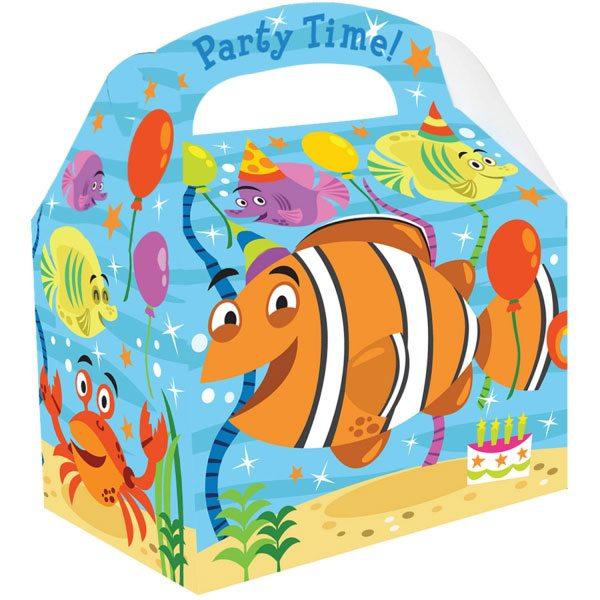 Ocean Buddies Party Food Box