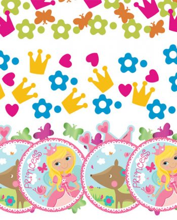Woodland Princess Party Table Confetti