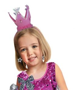 Woodland Princess Party Bag Fillers - Deluxe Headband/Tiara