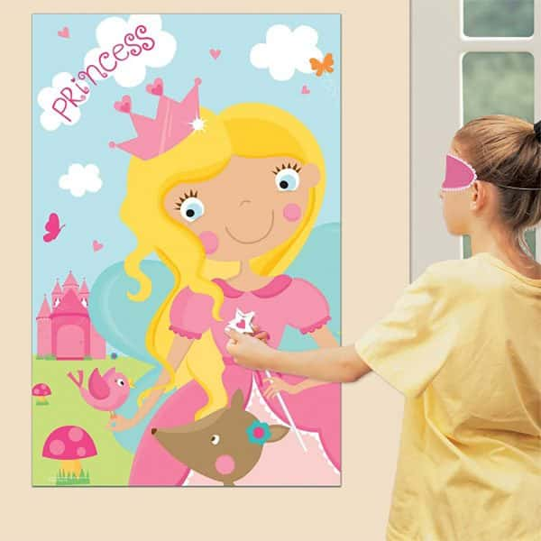 Woodland Princess Party Games for 12