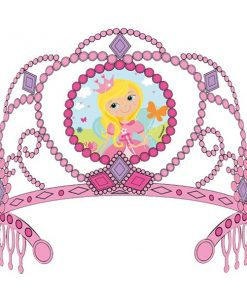 Woodland Princess Party Bag Fillers - Plastic Jewelled Tiara
