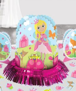 Woodland Princess Party Table Decorating Kit