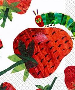 Hungry Caterpillar Party Napkins