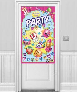 Shopkins Party Door Banner