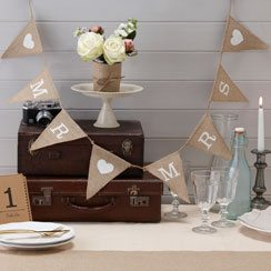 Buy Wedding Vintage Affair themed Wedding Decorations, Accesories & Favous
