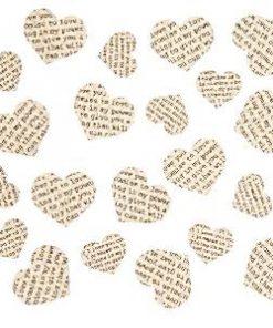 A Vintage Affair Wedding Paper Confetti
