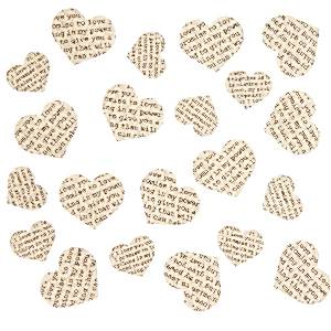 A Vintage Affair Wedding Paper Confetti