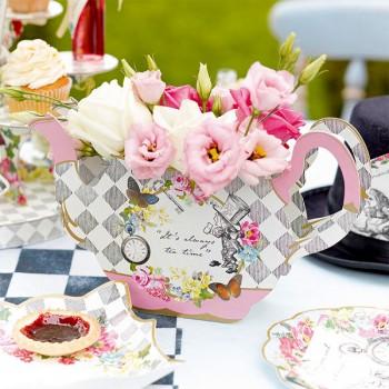 alice in wonderland tea party supplies uk