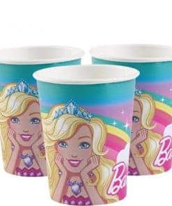 Barbie Dreamtopia Party Paper Cups