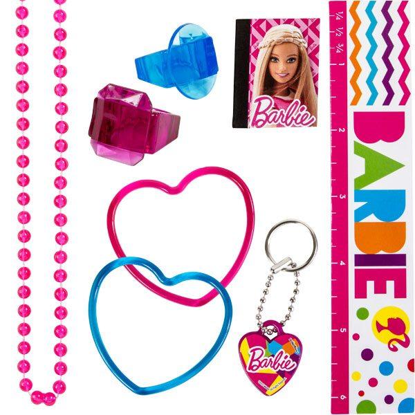 Barbie Party Budget Party Bag Favour Pack
