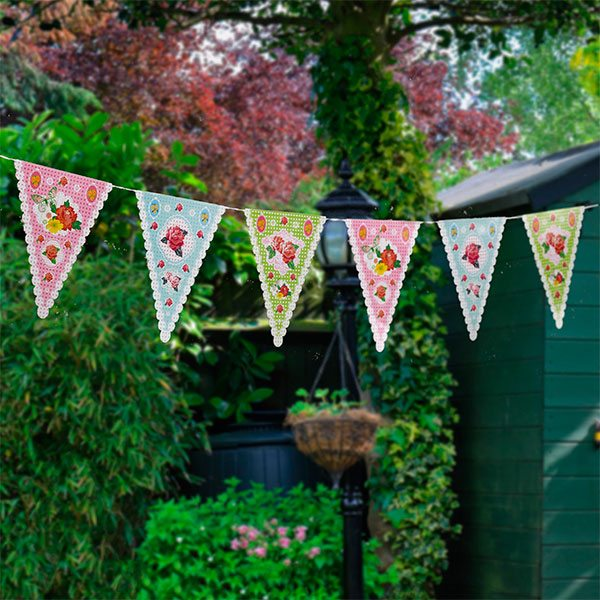 Wedding Fancy That Paper Bunting