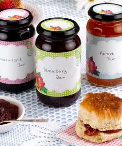 Wedding Fancy That Jam Jar Labels