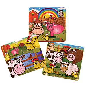 Farm Party Bag Fillers - Jigsaw Puzzle